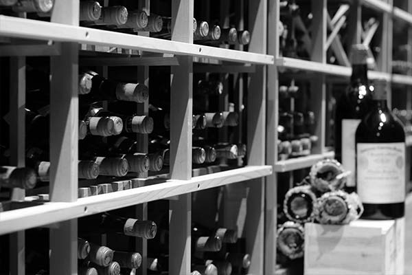 Wine library UBC